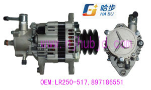 24V Car Alternator with Pump Lr250-517 pictures & photos