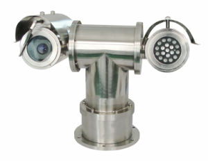Security Dome CCTV CCD Camera / Explosion-Proof PTZ CCD Camera (SHJ-525CZ-36B) pictures & photos
