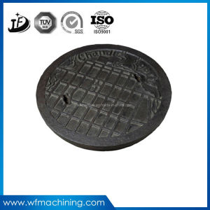 Custom Locking/Sand Casting/Lightweight Manhole Covers for Drain pictures & photos