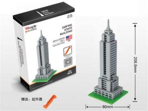 723PCS Nano Blocks Enpire State Building Diamond Building Block pictures & photos