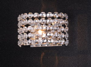 Beautiful crystal wall light OL059 for indoor decoration pictures & photos