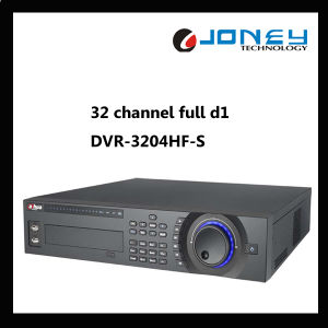 Professional 2u 8HDD 4/8/16/24/32CH Realtime Full D1 Dahua DVR pictures & photos