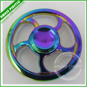 Magnetic Flashing Spinner Keychains for Adult pictures & photos