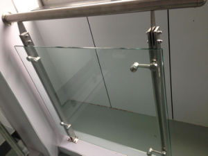 High Quality Glass Railing pictures & photos
