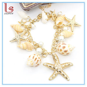 Summer Beach Starfish and Shell Bracelets pictures & photos