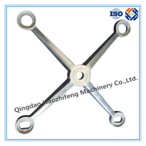 Spider Connector Made of Stainless Steel Part pictures & photos