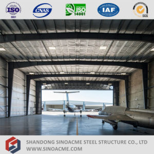 Professional Manufacturer of Steel Structure Aircraft Hangar pictures & photos