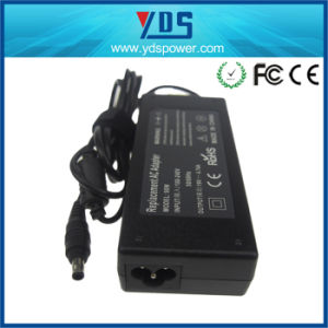 Laptop Power Supply AC DC Adapter for Samsung 19V 4.47A pictures & photos