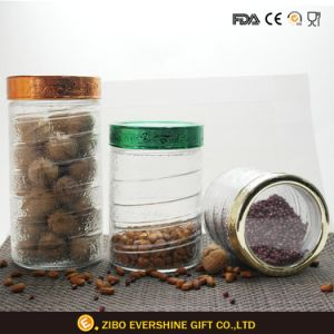 High Quality Kitchenware Glass Food Storage Jar pictures & photos