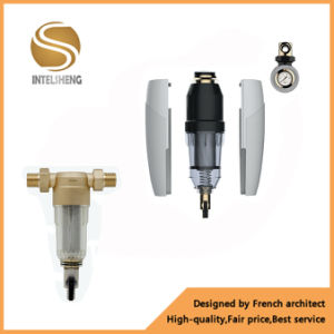 Lead Free Brass Water Pre Filter Water Purifier pictures & photos