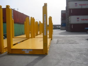 Flat Rack Containers (20&40FT) pictures & photos