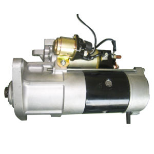 Komatsu starter motor M008T75171 For Mitsubishi FUSO Forklift S4S pictures & photos