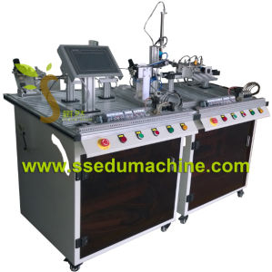 Modular Product System Mechatronics Training Equipment Electro Mechnical Trainer