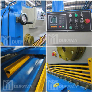 Hydraulic Metal Plate Shearing Machine pictures & photos
