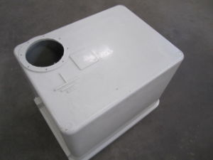 FRP Composite SMC High Voltage Switchgear Covers Cups