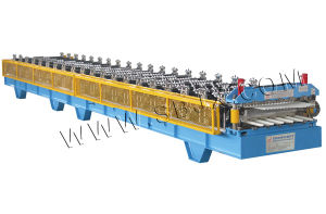 Panel and Corrugated Double Layer Roll Forming Machine pictures & photos