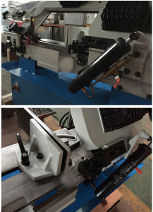 Horizontal Band Saw (Horizontal Bandsaw BS 712) pictures & photos