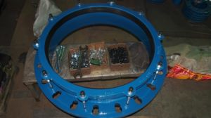 Single Range Flange Adaptor for Di Pipes pictures & photos