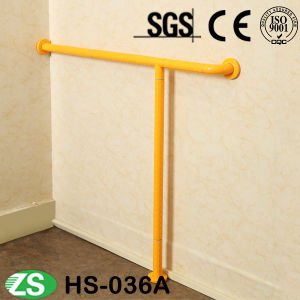 Factory Sale Bathroom Handicap Plastic Toilet Grab Bars pictures & photos