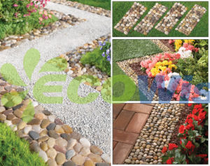 Stone Garden Border Path Mats China Manufacturer (HT5609) pictures & photos