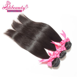 Cheap 7A Grade Straight Virgin Human Hair Mongolian Remy Hair pictures & photos