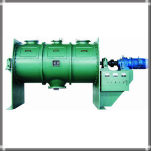 Cmps Model Single-Shaft Industrial Mixer for Dry Ceramic Powder pictures & photos