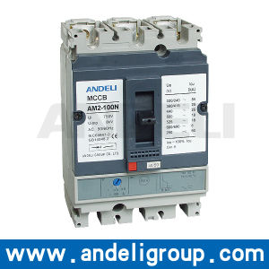 630A 3 Phase MCCB Moulded Case Circuit Breaker (AM2) pictures & photos