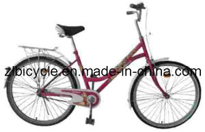 26 Inch Hot Sale Single Speed Bicycle (Zl060536) pictures & photos