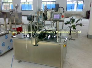 Automatic Eyedrops Filling Capping Machine for Eyedrops Bottling Line pictures & photos