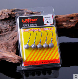 New Design Jig Head Jig Lure Lead Lure pictures & photos