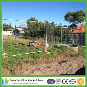 2017 Hot Sale Australia Galvanized Cheap Temporary Fence pictures & photos