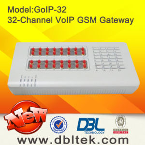 32 Ports GSM Gateway GoIP32 Support Bulk SMS VoIP Device pictures & photos