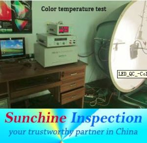 Offer LED Light Inspection Service pictures & photos