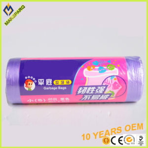 Wholesale Manufacture on Roll Perfume Plastic Trash Bag