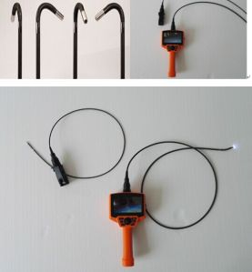 Joystick Videoscope with Joystick Control, 5.0′′ LCD, 360 Rotation, 3m Cable pictures & photos