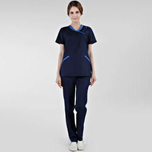 Fashion Nurse Uniform/Medical Scrubs /Hospital Uniform pictures & photos