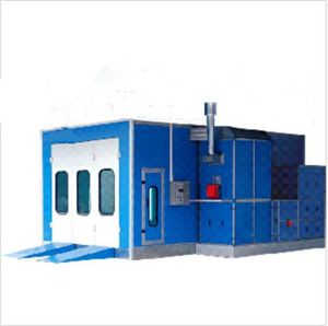 Agricultural Machinery Spray Painting Booth