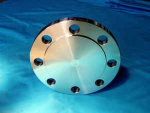 Forged Blind Raise Face Flange, Blrf Flange, Blind Rtj Flange pictures & photos