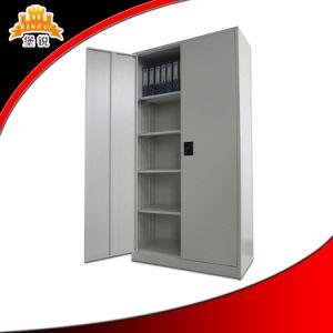 Simple Design Swing Door Filing Cabinet pictures & photos