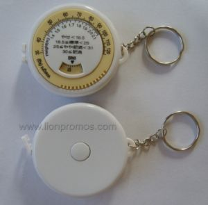 Health Care Gift BMI Body Fatness Tape Measure pictures & photos