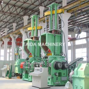 10, 20, 35, 55, 75, 110L Rubber Compounding Dispersion Banbury Kneader Machine Factory Plant pictures & photos