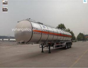 3 Axle 45000 Liters-50000 Liters Oil Tanker Semi Trailer