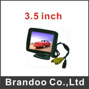 Mini Taxi LCD Monitor with 3.5 Inch LCD pictures & photos