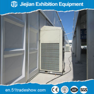 Large Cooling Capacity Air Cooled Aircon Central Air Conditioning Unit for Commercial Industrial Use pictures & photos