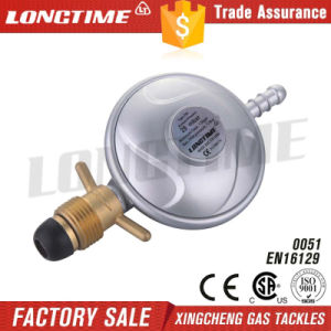 Zinc Alloy LPG Regulator Cylinder Gas Pressure Regulator