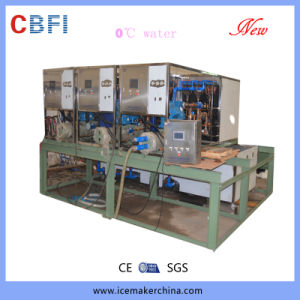 Evaporative Cooling R404A Refrigerant Price of Chillers (VDS100) pictures & photos