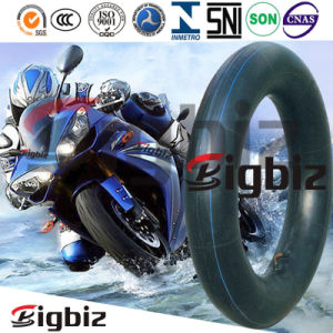 Hot Sale 110/90-17 Motorcycle Butyl Rubber Inner Tube. pictures & photos