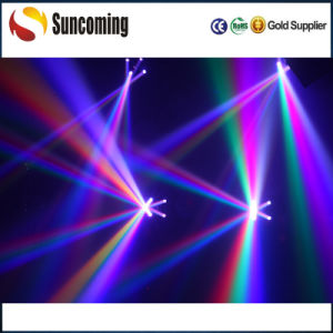 DMX 512 2 in 1 LED Roller Scanning+Beam Moving Head pictures & photos