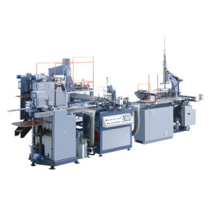 Full Automatic Ornamental Box Making Machine for Small Boxes pictures & photos