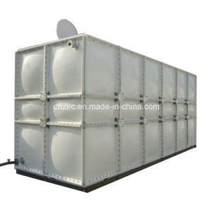 GRP Modular Panel FRP Water Tank SMC Rectangular Water Filter pictures & photos